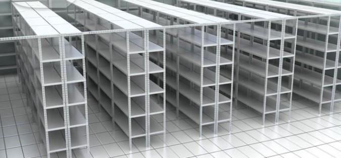 Çelik Raf Sistemlerimiz